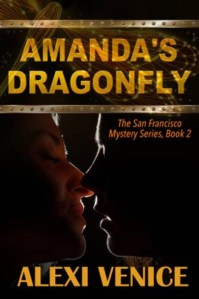 Amanda's Dragonfly Book Cover