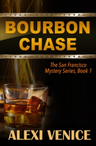 Bourbon Chase, The SFO Mystery Series, Book 1