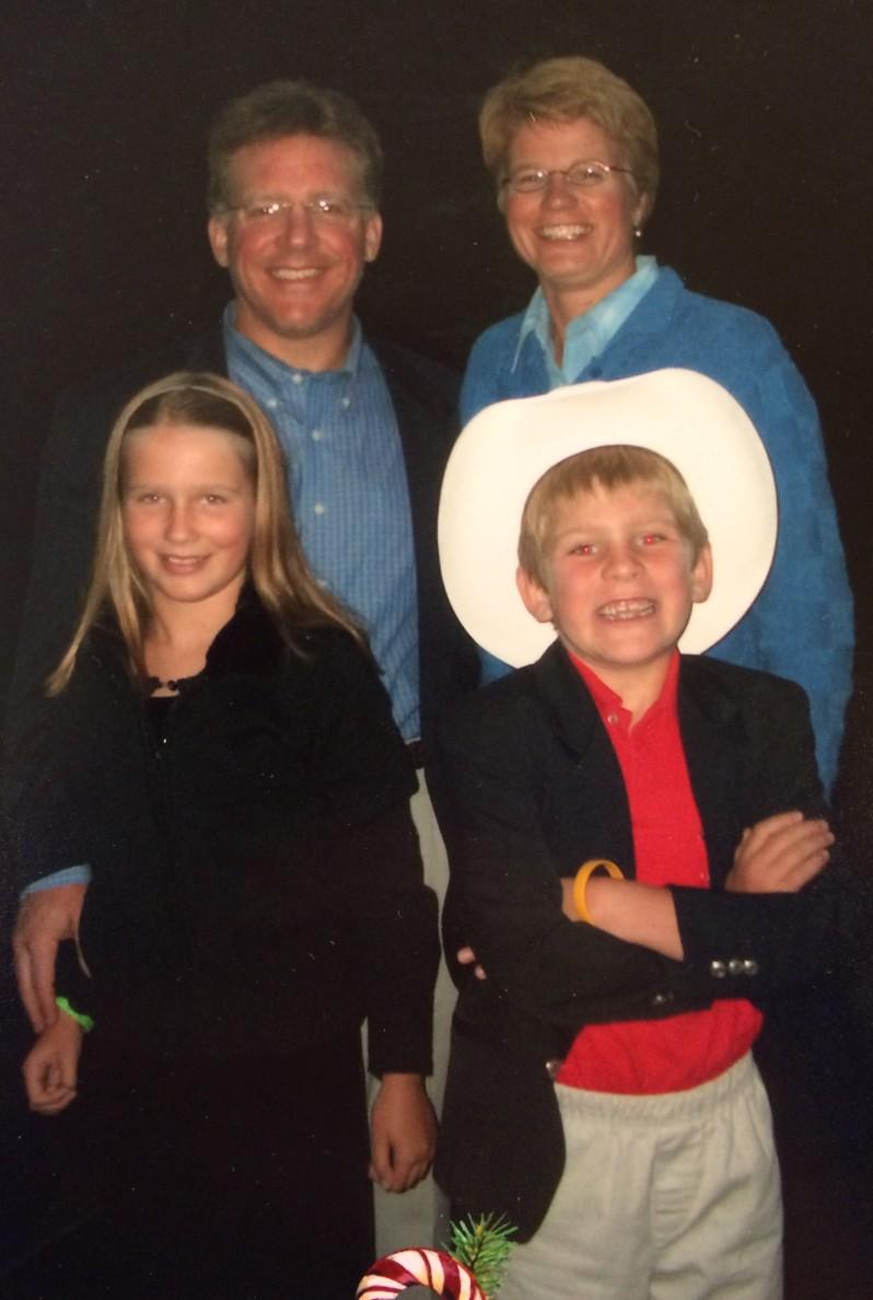 Family Pic Telluride