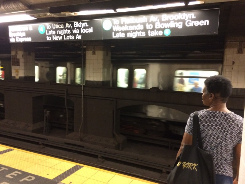 Subway Track