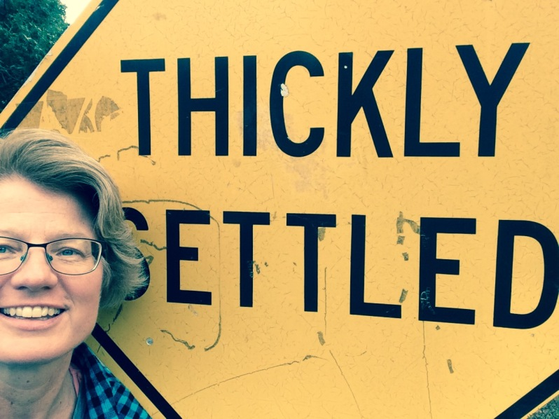 Thickly Settled - Cape Cod