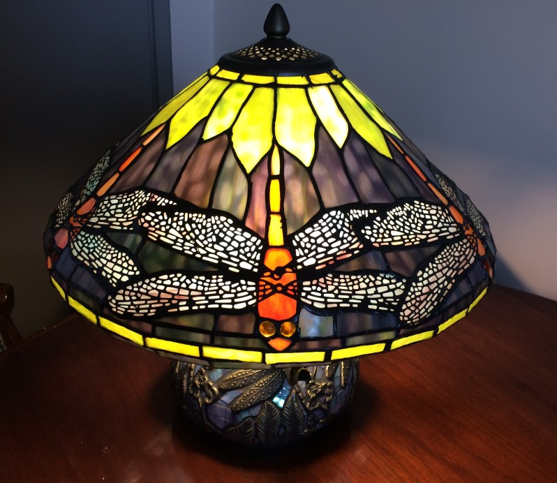 Tiffany Lamp