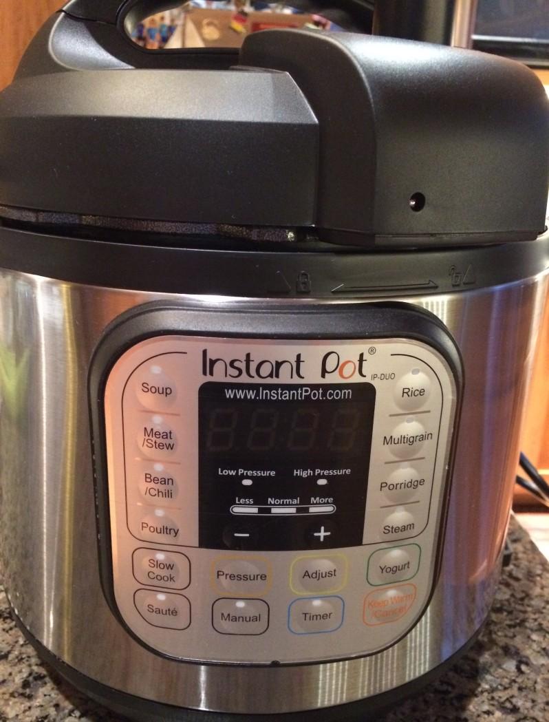 hot sauce - Instant Pot