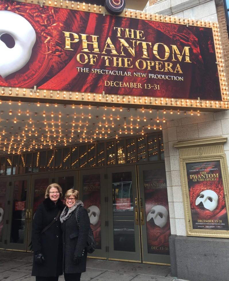 phantom exterior