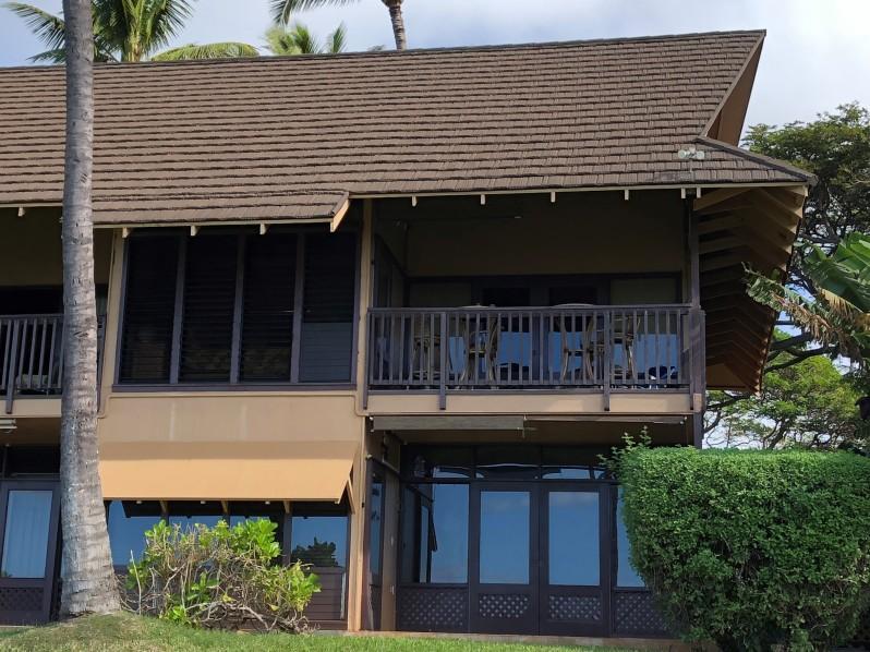 Molokai - condo exterior